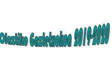 GAZTETXOKO 2019-2020