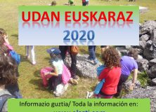 2020KO  UDAN  EUSKARAZ